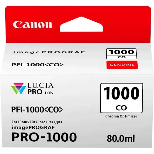 Canon PFI-1000OC Chroma Optimizer Ink Tank 80ml - Canon PRO-1000 Photo Printer 0556C001