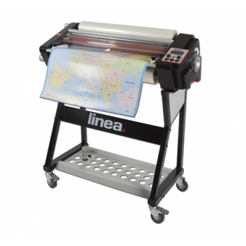 A1 Roll Fed Encapsulation Machine for Posters and Maps Linea DH650