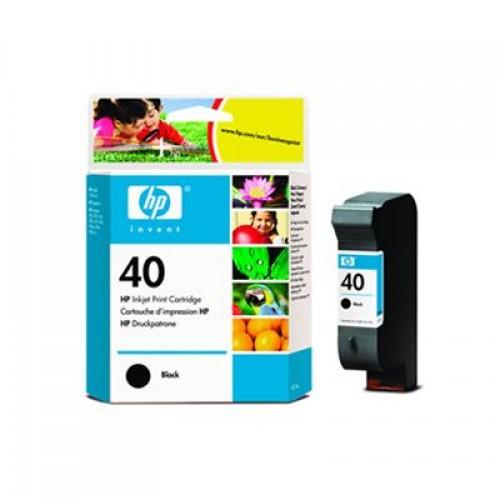 HP 51640A Black