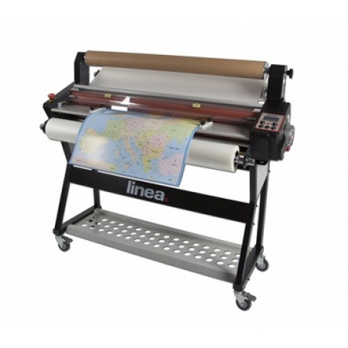 A0 Roll Fed Encapsulation Machine for Posters and Maps Linea DH1100