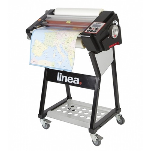A2 Roll Fed Encapsulation Machine for Posters and Maps. Linea DH460