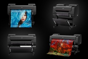 Canon's imagePROGRAF PRO-series printers deliver outstanding speed and reliability