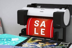 Plotter Paper for Canon's new TM Printers