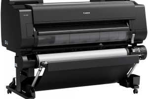 Why look further than the Canon imagePROGRAF PRO-4100S or PRO-6100S for the printing of your graphics and posters?
