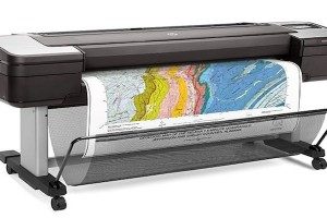 The HP DesignJet T1700 offers impeccable security among CAD printers
