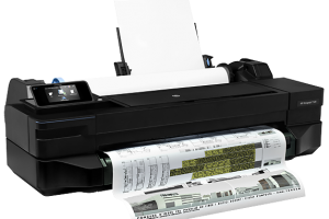 The HP DesignJet T120 is an excellent choice for all manner of wide format printing