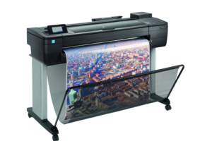Choose the HP DesignJet T730 as your CAD and general purpose printer