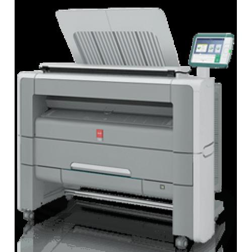 Oce PlotWave 345 - B & W Printer - Colour Scanner- MFP Wide Format System