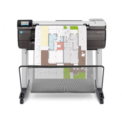 "HP Designjet A1 T830 MFP Printer, Scanner & Copier 24"" 610mm CAD & General Purpose F9A28A"