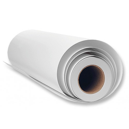"Canon Pro 2000 Printer Canvas Roll Universal Matt Polyester Inkjet Canvas 260gsm Roll A1 24"" 610mm x 30m"