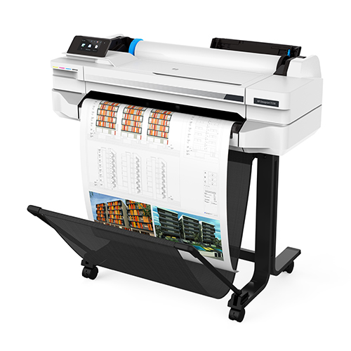 "HP Designjet T530 A1 24"" Colour CAD & General Purpose Printer 5ZY60A"