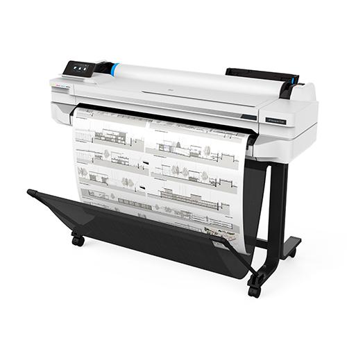 "HP Designjet T530 A0 36"" Colour CAD & General Purpose Printer 5ZY62A"