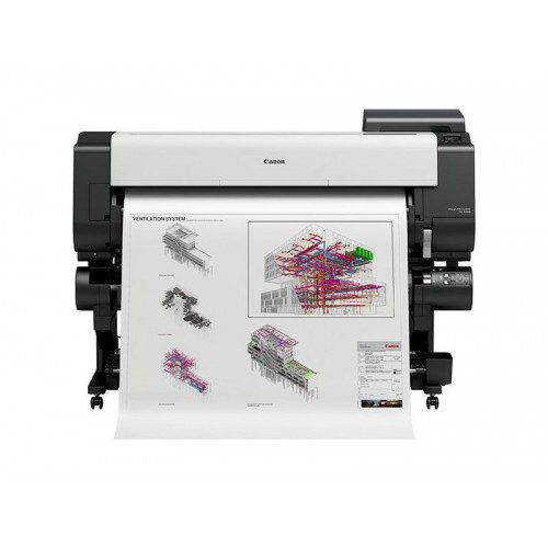 "Canon ImagePROGRAF TX-4000 44"" 1118mm CAD & Poster Large Format Colour Inkjet Printer"