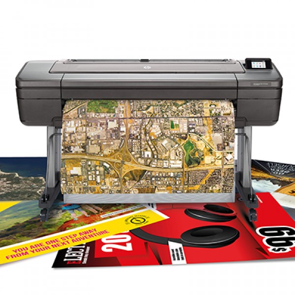 Hp Designjet Z6 44 Quot 1118mm A1 Postscript Printer T8w16a