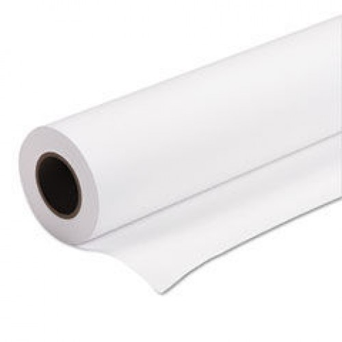 "Matt White Self Adhesive Inkjet Vinyl 120mu 50"" 1270mm x 30m Roll"