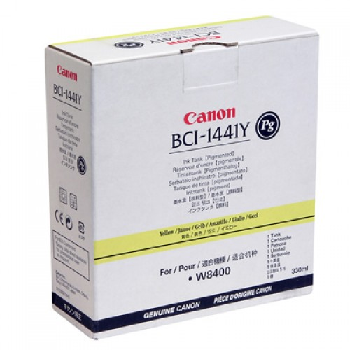 Canon BCI-1441Y Yellow Ink Tank 330ml