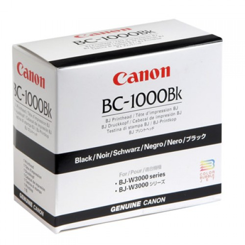 Black Printhead BC-1000BK