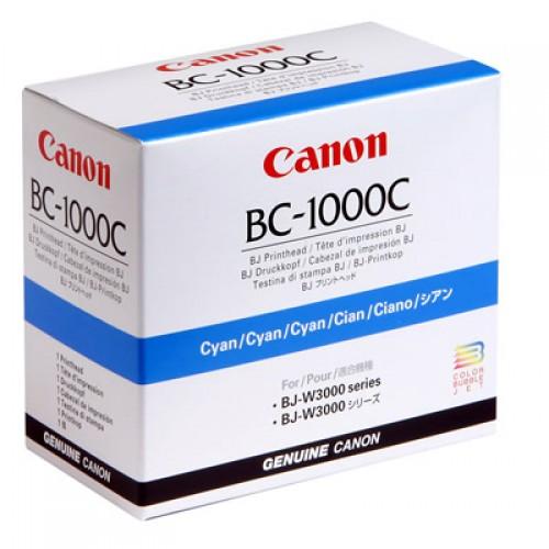 Cyan Printhead BC-1000C