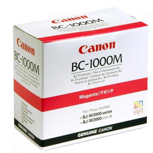 Magenta Printhead BC-1000M