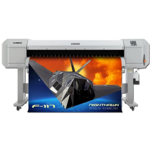 "Mutoh Valuejet 1624 64"" Eco Ultra Solvent Printer"