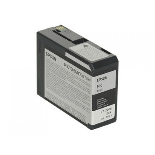 C13T580700 Epson Light Black UltraChrome K3 Ink 80ml