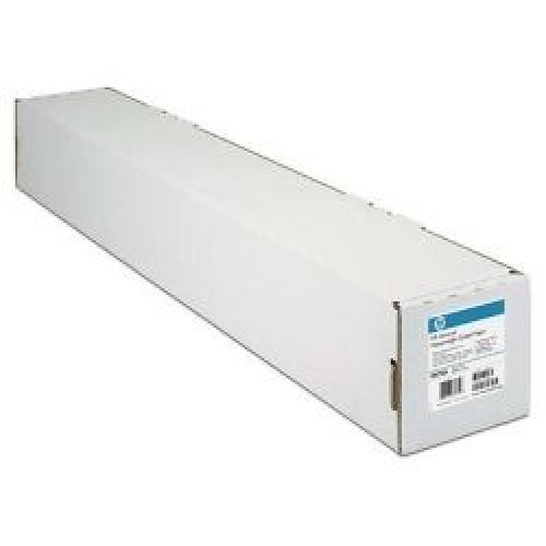 "HP Q1412B Coated Inkjet Plotter Paper 120gsm A1 24"" 610mm x 30.5m Roll"