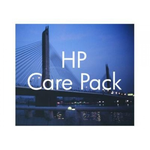 "HP U9YZ3E Next Day 5 Year Service Care Pack for Designjet Z6 44"" Printer"