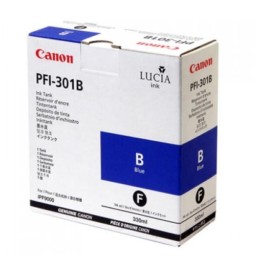 Canon Blue Ink Cartridge 330ml PFI-301B