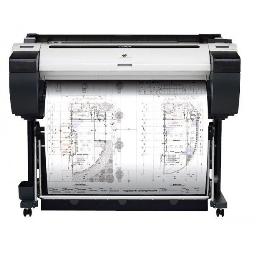 """Canon ImagePROGRAF iPF785 A0 36"""" Colour CAD/ Poster Printer with 320GB Hard Drive"""