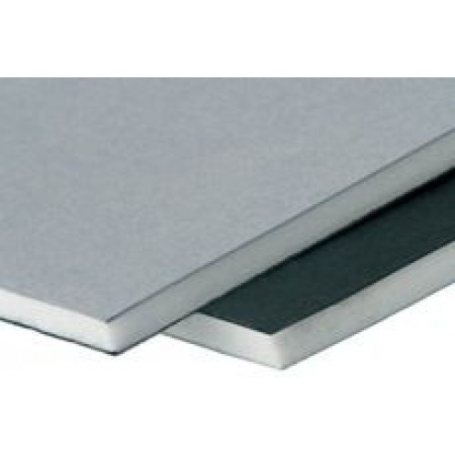 5mm Foamboard Black/Grey A0 Pack of 10 Sheets
