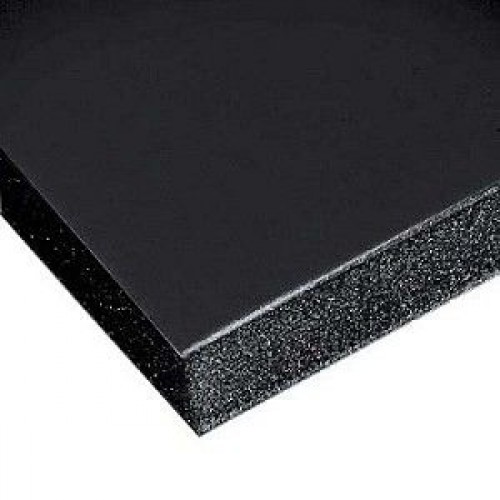 10mm Black Foamboard 4FT x 8FT Box of 13 Sheets
