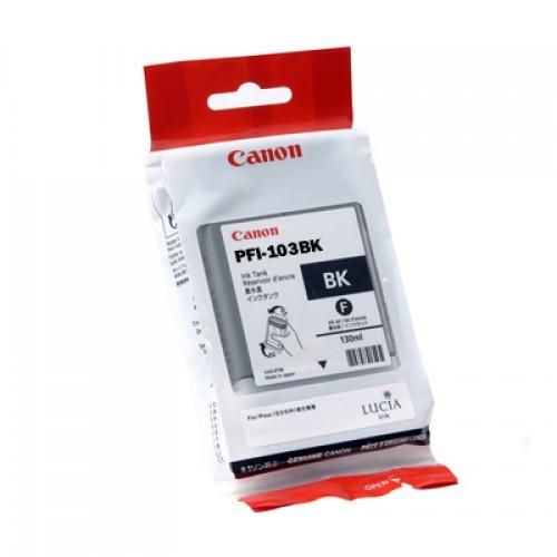 Canon Black Ink Cartridge 130ml PFI-103BK