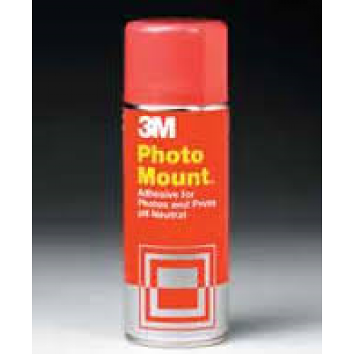 3M PhotoMount Adhesive 400ml
