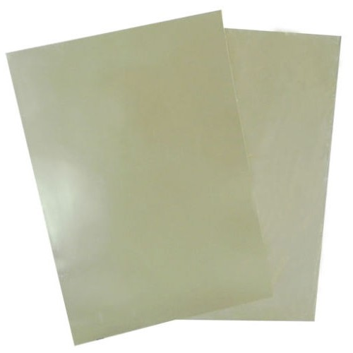 Self Adhesive Matt Copier Film 25 mu A4 25 Sheets