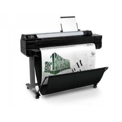 "HP Designjet T120 CQ891A with Stand A1 24"" CAD & General Purpose Printer"