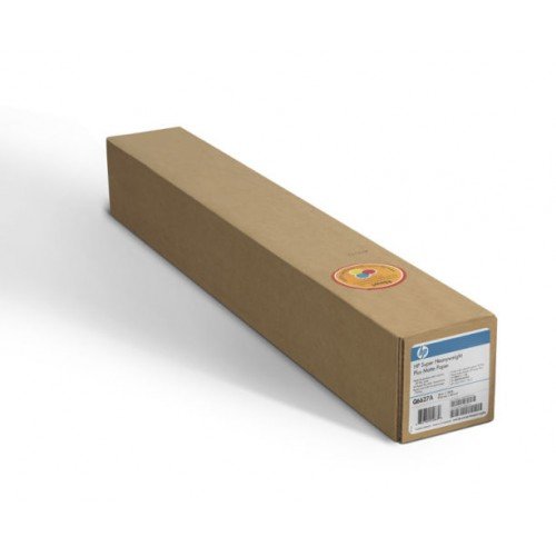 HP Q1745A Paper-Backed Fabric Polyester Fabric 914mm x 10m Roll