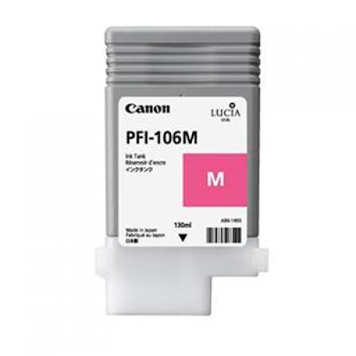 Canon PFI-106M Magenta Ink Tank 130ml