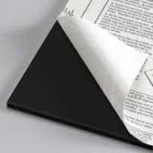 5mm Self-Adhesive Black Foamboard A1 Pack of 10 Sheets