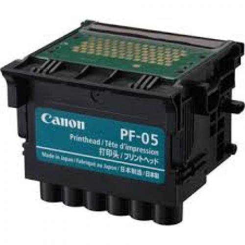 Canon PF-05 Printhead 3872B001AA - for Canon iPF6300, iPF6350, IPF6400, IPF6400S, iPF6400SE, IPF6450, iPF8300, iPF8300S, iPF8400, iPF8400S, iPF8400SE, iPF9400, iPF9400S Printers