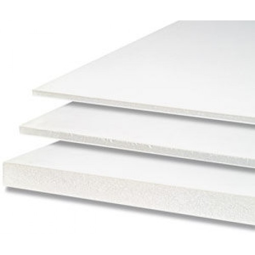 3mm A0 White Foamboard - Pack 15 Sheets
