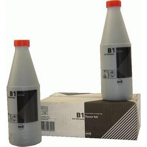 Oce B1 Genuine Toner Kit 25001867  2 Bottles for 7050 / 7051 / 7055 / 7056  Plan Copiers