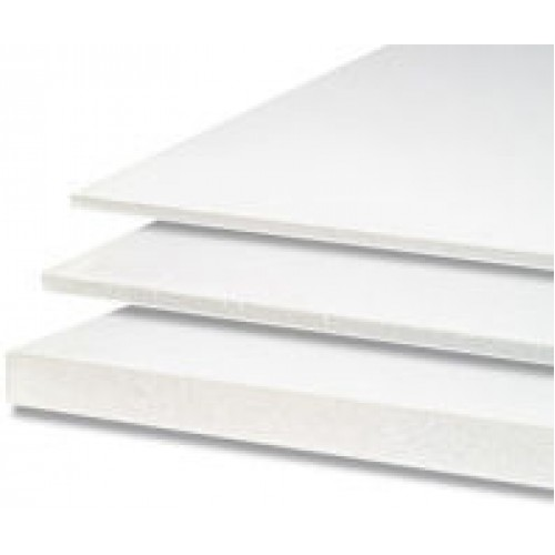 Bio White A1  Foamboard 5mm Pack 10 Sheets