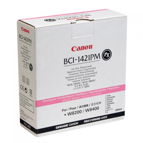 Canon BCI-1421PM Photo Magenta Ink Tank 330ml