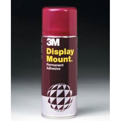 3M DisplayMount Adhesive 400ml