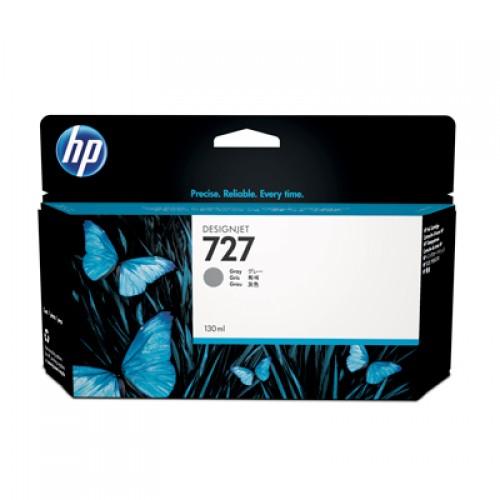 HP B3P24A No.727 Ink Cartridge Grey - 130ml