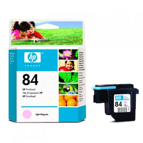 HP C5021A No.84 Light Magenta Printhead
