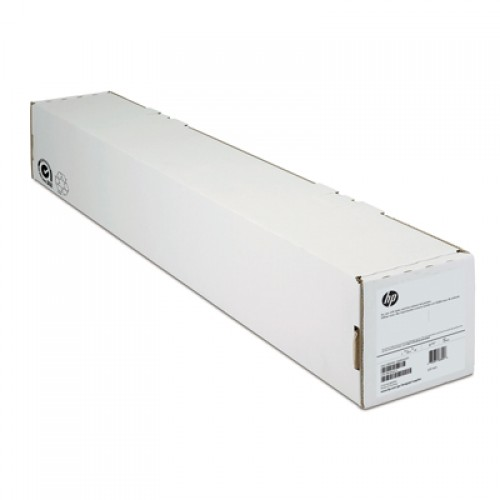 """HP C6035A Bright White Plotter Paper 90gsm A1 24""""  610mm x 45.7m Roll"""