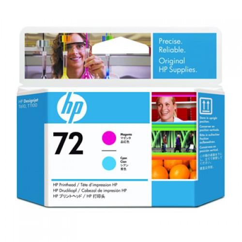 HP 72 C9383A Dual Col. Printhead Magenta & Cyan