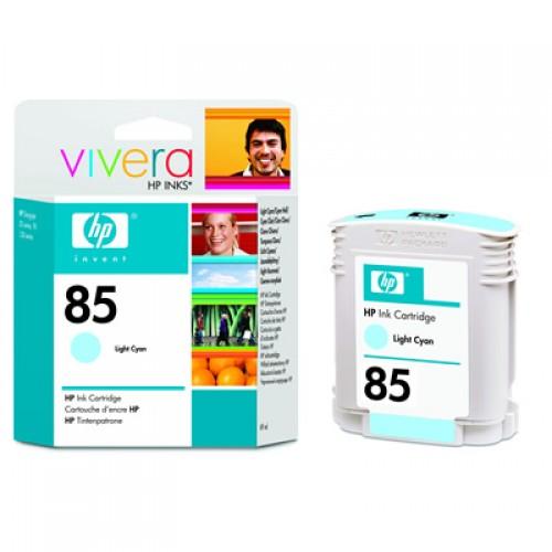 HP 85 C9428A Light Cyan Ink Cartridge 69ml