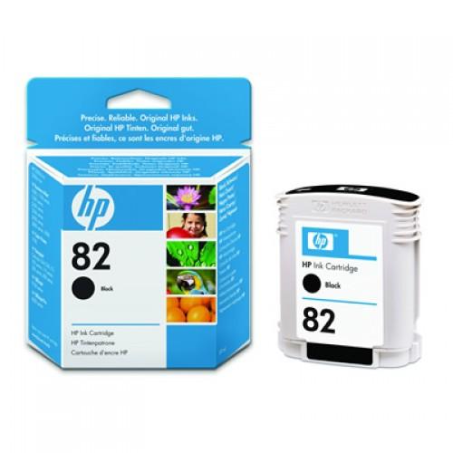 HP CH565A HP No. 82 Black Ink Catridge 69ml for HP Designjet 111 & 510
